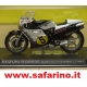 MOTO SUZUKI RGB 500 MARCO LUCCHINELLI 1981  art. G100G