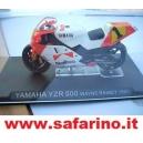 MOTO YAMAHA YZR 500 WAYNE RAINEY 1991 art. G100P