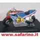MOTO HONDA NS500 FREDDIE SPENCER 1983 art. G100R