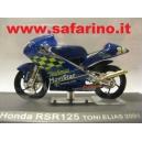 MOTO HONDA RSR125 TONI ELIAS 2001 art. G100W