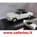 PEUGEOT 404 CABRIO 1967 1/43 NOREV  art. 474436
