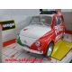FIAT 500F FORZA ITALIA 1/16 SAFARI MODEL art. U38