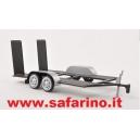 CARRELLO PORTA AUTO 1/24 MOTOR MAX art. D125