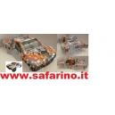 CARROZZERIA 1/10 VERNICIATA SHORT COURSE TRUCK    art. R0097