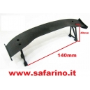 ALETTONE  1/10 PVC NERO   art. 5210