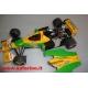 BENETTON F1 FORD B192 n.19 MICHAEL SCHUMACHER 1992 1/20 art.20036