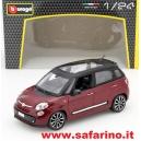 FIAT 500 L  2007   1/24 BURAGO art. 11345