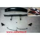 ALETTONE  1/10 PVC NERO + SPECCHIETTI + SPAZZOLE TERGI  art. 5209