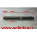 ALBERO DI TRASMISSIONE 49mm CENTRALE  art. A549