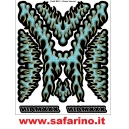 ADESIVI  INTERNI CARROZZERIA CHAOS  XXXMAIN art. R013