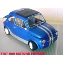 FIAT 500F  MOTORE FERRARI SAFARI MODEL art. 510