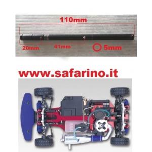 ALBERO DI TRASMISSIONE 110MM   art. A5110