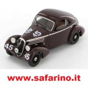 FIAT BALILLA BERLINETTA n.45 MILLE MIGLIA  1/43 art. P697