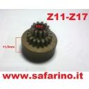 CAMPANA FRIZIONE 2 MARCE 11T - 17T   art. 10011