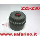 CAMPANA FRIZIONE 2 MARCE 25T - 30T   art. 10025