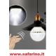 LAMPADINA 220V  7W LED ACCENSIONE CON SUONO art. 41430