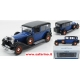 MERCEDES TYP NURBURG 460/460K (W08) 4-DOOR 1928  1/18 MCG  art. 18033
