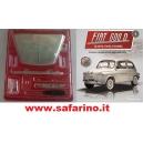 FIAT 600 D  1° USCITA HACHETTE art. U989