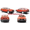 ALFA ROMEO GTV 6 2.5 SERIE 1 1980  1/18 LAUDORACING  art. LM110B