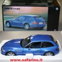 BMW M COUPE'  1/18 UT  art. P735