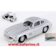 MERCEDES 300 SL 1954  1/24 WELLY  art. 24064