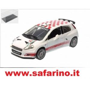 FIAT GRANDE PUNTO ABARTH S2000 1/43   art. H11
