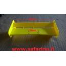 ALETTONE  1/10 OFF ROAD PVC GIALLO   art .U634