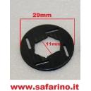 DISCO FRENO IN ACCIAIO 29mm NANDA RACING art.BB2022