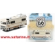 CAMPER WINNEBAGO BRAVA CHIEFTAIN 1973  1/64  art. A33080