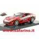 FERRARI  599 GTB FIORANO PANAMERICAN TOUR  1/43 EDICOLA art. 7159