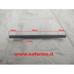 PERNO BRACCI SOSPENSIONE 5,0 X 68 mm.  art. P68