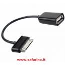 CAVO OTG ADATTATORE USB  PER SAMSUNG GALAXY    art. M13