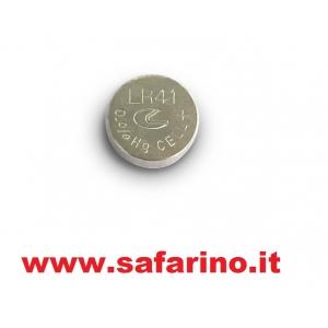 BATTERIA 1,5V  LITIO  BOTTONE  art. AG3