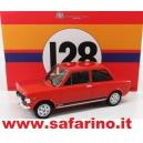 FIAT 128 RALLY  -1971   1/18 LAUDORACING  art. LM116B
