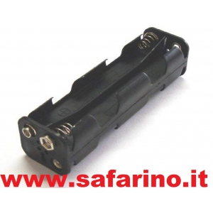 PORTA BATTERIE 8 STILO PER TX  art. H0069