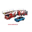 LEGO TECHNIC BISARCA + AUTO  art. 42098