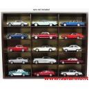 ESPOSITORE IN LEGNO PER AUTO 1/43   art. 8993
