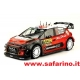 CITROEN C3 n.7 RALLY ABUDABY  1/24  art. E781