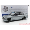 BMW 3-SERIES (E30) M3 COUPE' 1990  1/18 SOLIDO art. 1801506