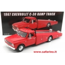 CHEVROLET C-30 CAR TRASPORER  1967 ACME 1/18 art. A1801702