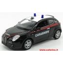 ALFA ROMEO MITO 2008 CARABINIEREI 1/24 WELLY  art. 38984