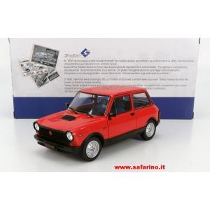 AUTOBIANCHI A112 ABARTH SOLIDO 1/18  art. 1803802