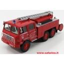 BERLIET FF 6X6 VIFILI DEL FUOCO 1/43 IXO art. 90003