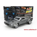 AUTO R/C DODGE CHARGER R/T FAST & FURIOUS 7 JADA 1/24 art. 98310