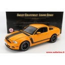 FORD MUSTANG SHELBY BOSS 302 2013 1/18 SHELBY COL. art. Y451