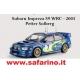 SUBARU IMPREZA S9 WRC  n..7  2003  1/18  art. E210